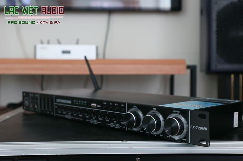Giới thiệu về sản phẩm Vang cơ karaoke Listensound FX 720MK