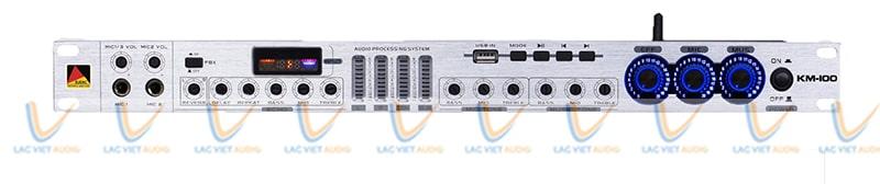 Vang cơ EUDAC KM-100 có nhiều tính năng hiện đại