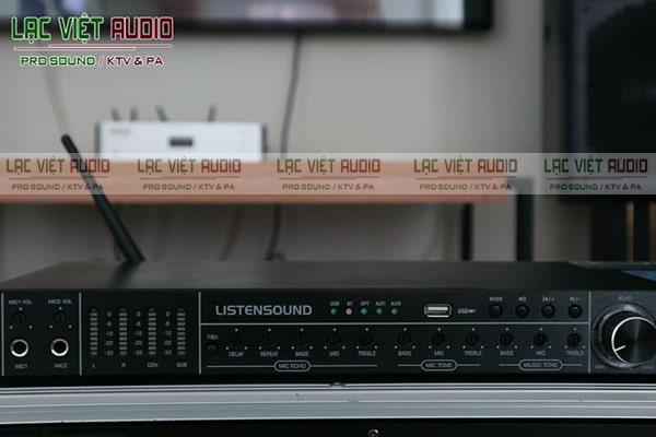 Thiết bị cho khả năng xử lý âm thanh hiệu quả và tối ưu
