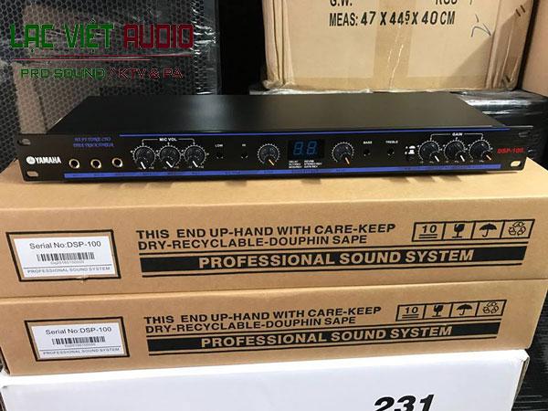 Lạc Việt Audio chuyên phân phối vang cơ Yamaha DSP100