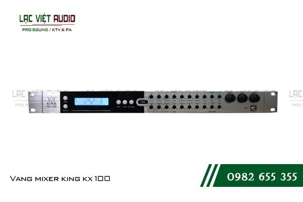 Giới thiệu về sản phẩm Vang số lai cơ King KX 100