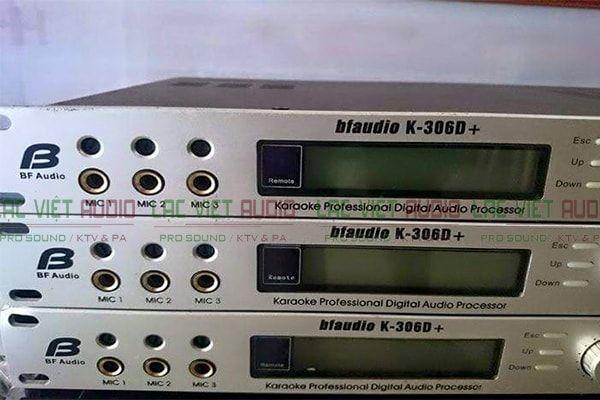 Vang số thanh lý BF Audio K306D+: 2.000.000 VNĐ