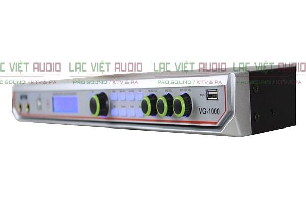 Vang số karaoke BTE VG 1000: 3.500.000 VNĐ