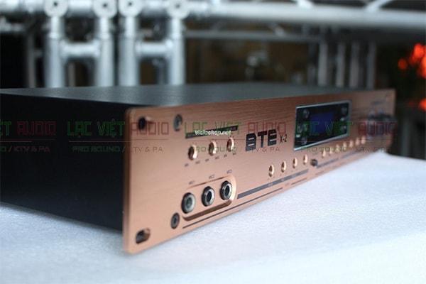 Vang số BTE X2 chuẩn chất lượng chuẩn nhất
