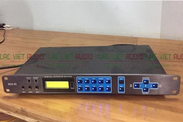 Vang số DCG X5 cho dàn âm thanh gia đình cao cấp