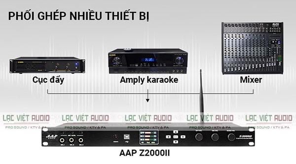 Vang số AAP Z-2000 II: 3.500.000 VNĐ