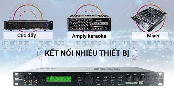 Sản phẩm cho khả năng kết nối nhiều thiết bị khác nhau