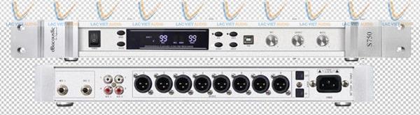 Vang số DB Acoustic S750 V2 cao cấp từ thương hiệu DB