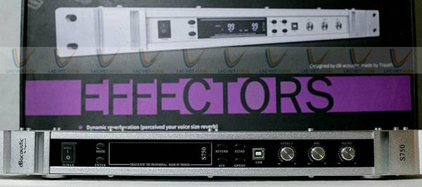 Thiết bị cho khả năng xử lý âm thanh hoàn hảo