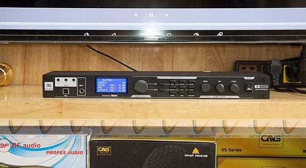 Khả năng điều chỉnh và xử lý âm thanh chuyên nghiệp