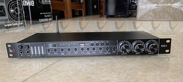 Thiết bị có kiểu dáng gọn gàng cùng khả năng xử lý âm thanh tốt