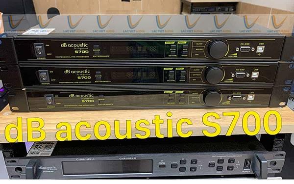 Mua vang số DB Acoustic S700 chính hãng giá ưu đãi tại Lạc Việt Audio