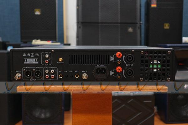 Vang số SA-600 dễ dàng lắp đặt và sử dụng