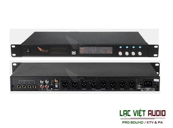 Vang số siso T3 cho khả năng xử lý âm thanh hoàn hảo với đầy đủ các hiệu ứng