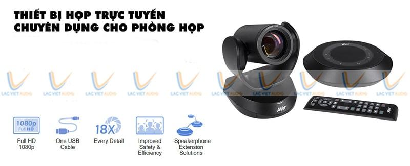 Webcam họp trực tuyến
