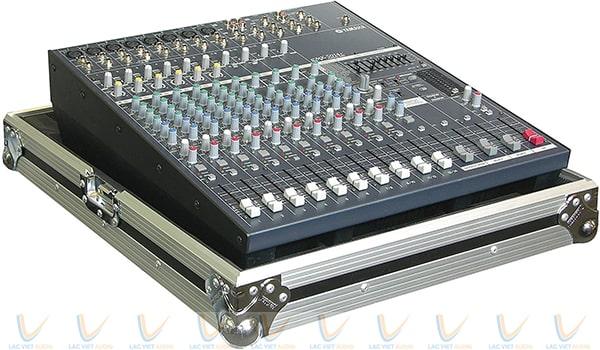 Thiết kế của Mixer Yamaha EMX 5016CF nhỏ gọn hiện đại