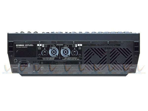 Mixer Yamaha EMX 5016CF có 16 kênh đầu vào