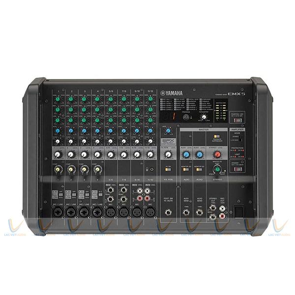 Kết hợp nhiều chức năng trong một mixer nhỏ gọn