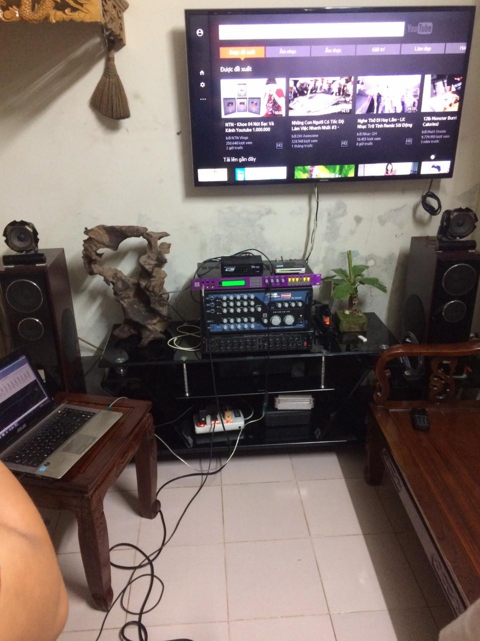 Amply và vang số JBL X6 được Lạc Việt audio phân phối