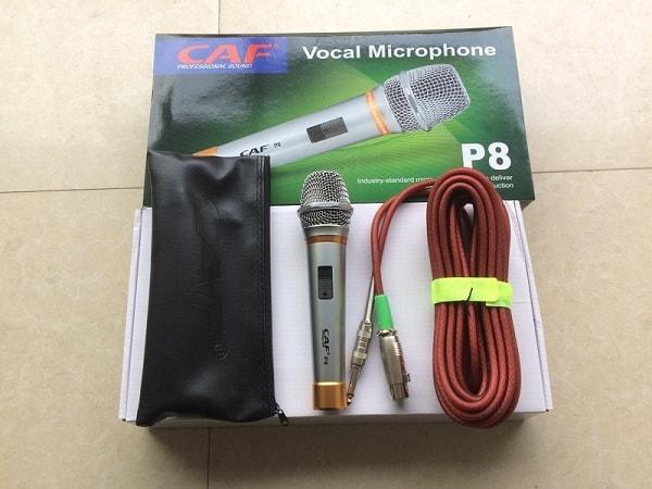 Micro CAF CA P8