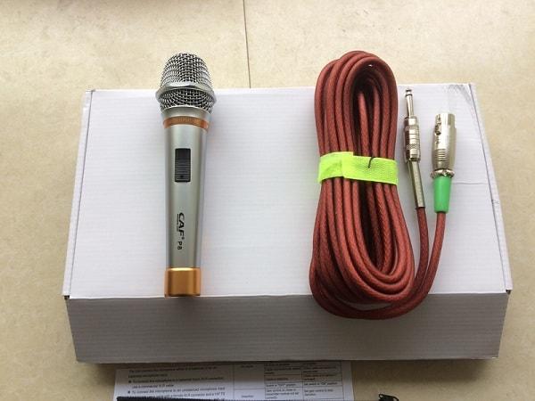 Micro có dây CAF CA P8