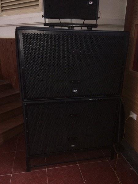 Loa array chất lượng cao tại Lạc Việt Audio