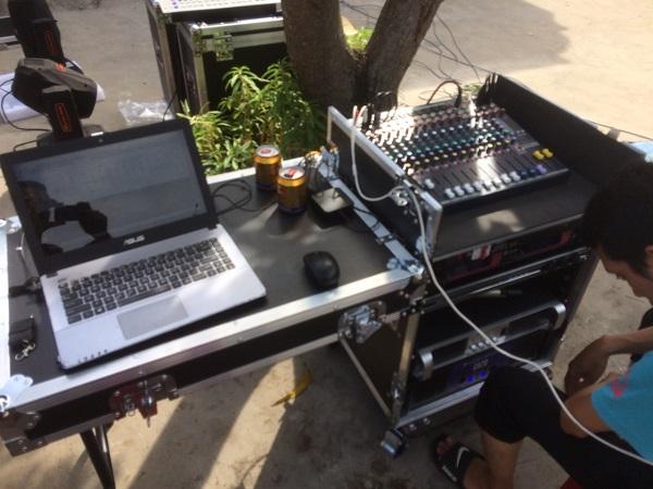 Set-up dàn âm thanh chất lượng cao